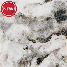 New! Sample - Custom Countertop Glacier Granite