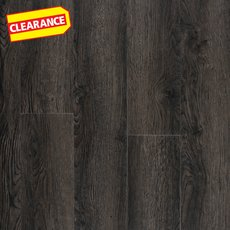 Clearance! Sable Hickory Luxury Vinyl Plank