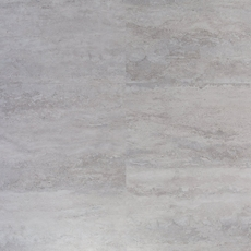 Silver Travertine Luxury Vinyl Tile