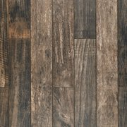Citadel Black Wood Plank Porcelain Tile