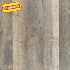 Clearance! Paint Scraped Oak Matte Laminate