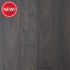 New! Jet Black Oak Matte Laminate