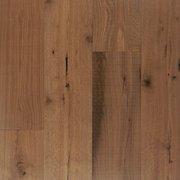 Mustang White Oak Distressed Engineered Hardwood XL Plank