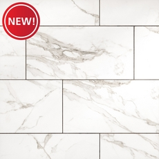 New! Levante White Ceramic Tile