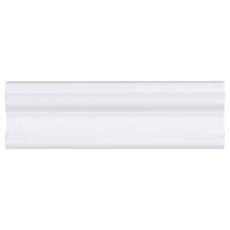 Bright White Ice Sink Rail