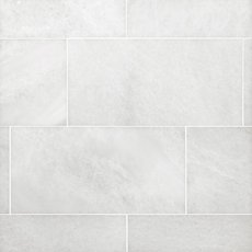 Bianco Neve Honed Marble Tile