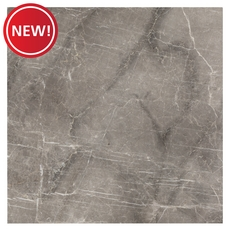 New! Earl Gray Polished Marble Tile