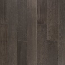 White Oak Dark Gray Wire Brushed Locking Engineered Hardwood