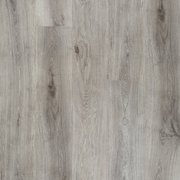 White Pewter Rigid Core Luxury Vinyl Plank - Cork Back