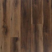 Spalted Walnut Rigid Core Luxury Vinyl Plank - Cork Back