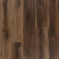 Spalted Walnut Rigid Core Luxury Vinyl Plank - Cork Back