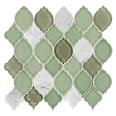 Vine Glass Mosaic