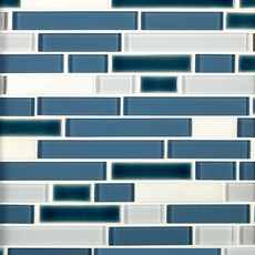 Belize Glass Mosaic