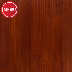 New! Brazilian Cherry Smooth Tongue and Groove Engineered Hardwood