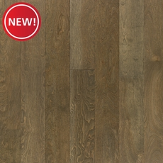 New! Birch Gray Smooth Tongue and Groove Engineered Hardwood