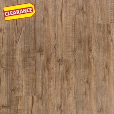 Clearance! Forest Ridge Groutable Vinyl Plank Tile