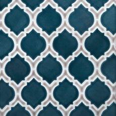 Mystic Pewter Marakesh Porcelain Mosaic
