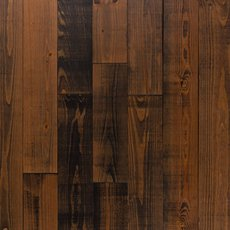 Black Sierra Pine Distressed Solid Hardwood