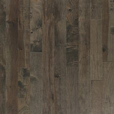 Gray Hickory Smooth Solid Hardwood