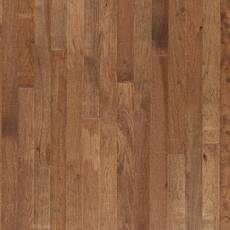 Molasses Hickory Smooth Solid Hardwood
