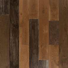 Rustic Dream Oak Solid Hardwood