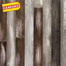 Clearance! Canyon Mix Oak Solid Hardwood