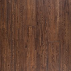 Earthy Brown White Oak Solid Hardwood
