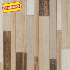 Clearance! Fusilio Hand Scraped Engineered Bamboo
