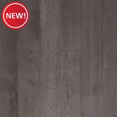 New! Flint Oak Techtanium Hand Scraped Locking Engineered Hardwood