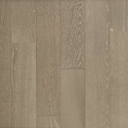 Light Mixed Gray Oak Wire Brushed Water-Resistant Engineered Hardwood