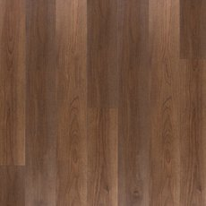 Rich Brown Hickory Water-Resistant Engineered Hardwood