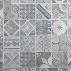 French Quarter Bourbon Porcelain Tile