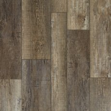 River Port Multi -Width Rigid Core Vinyl Plank - Cork Back