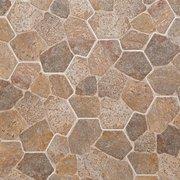 Via Appia Brown Porcelain Tile