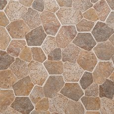 Via Appia Brown Porcelain Tile