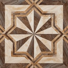 Umbria Roseton Ceramic Tile