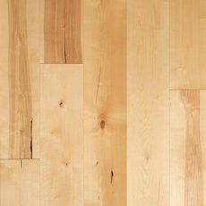 Natural Birch Wire Brushed Engineered Hardwood