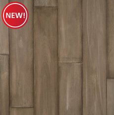 New! Winter Gray Birch Wire Brushed Engineered Hardwood