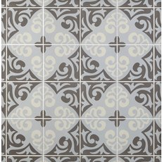 Bedford Decorative Porcelain Tile