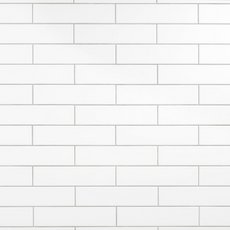Meringue Matte Ceramic Tile