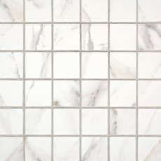 Prestige Calacatta Matte Ceramic Mosaic