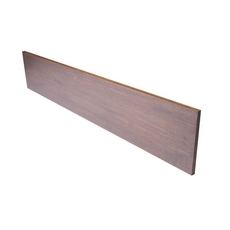 Color 36485TW Stranded Carbonized Bamboo Stair Riser - 42 in.