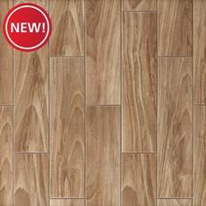 New! Dayton Oak Wood Plank Ceramic Tile