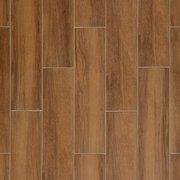 Carson Walnut Wood Plank Ceramic Tile