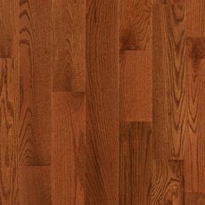 Gunstock Oak Smooth Tongue and Groove Solid Hardwood