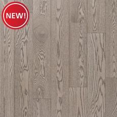 New! Sandrey Oak Wire Brushed Solid Hardwood