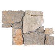Blue Ridge Random Limestone Panel Ledger