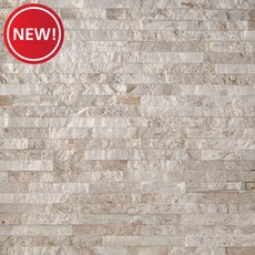 New! Del Sol Split Face Quartzite Panel Ledger