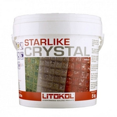 Starlike Crystal Glass Grout