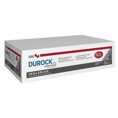 Durock Cement Board with EdgeGuard